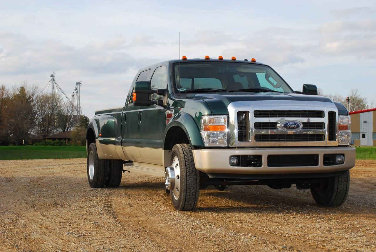 2008 ford f 450 king ranch photo gallery autoblog. Black Bedroom Furniture Sets. Home Design Ideas