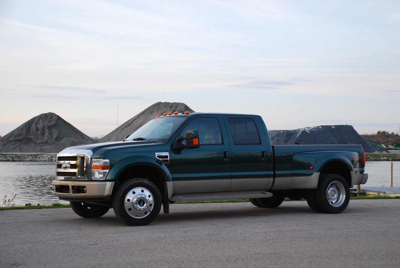 In the Autoblog Garage: 2008 Ford F-450 Lariat King Ranch