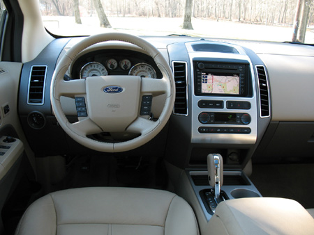 in the autoblog garage 2007 ford edge sel awd autoblog. Black Bedroom Furniture Sets. Home Design Ideas