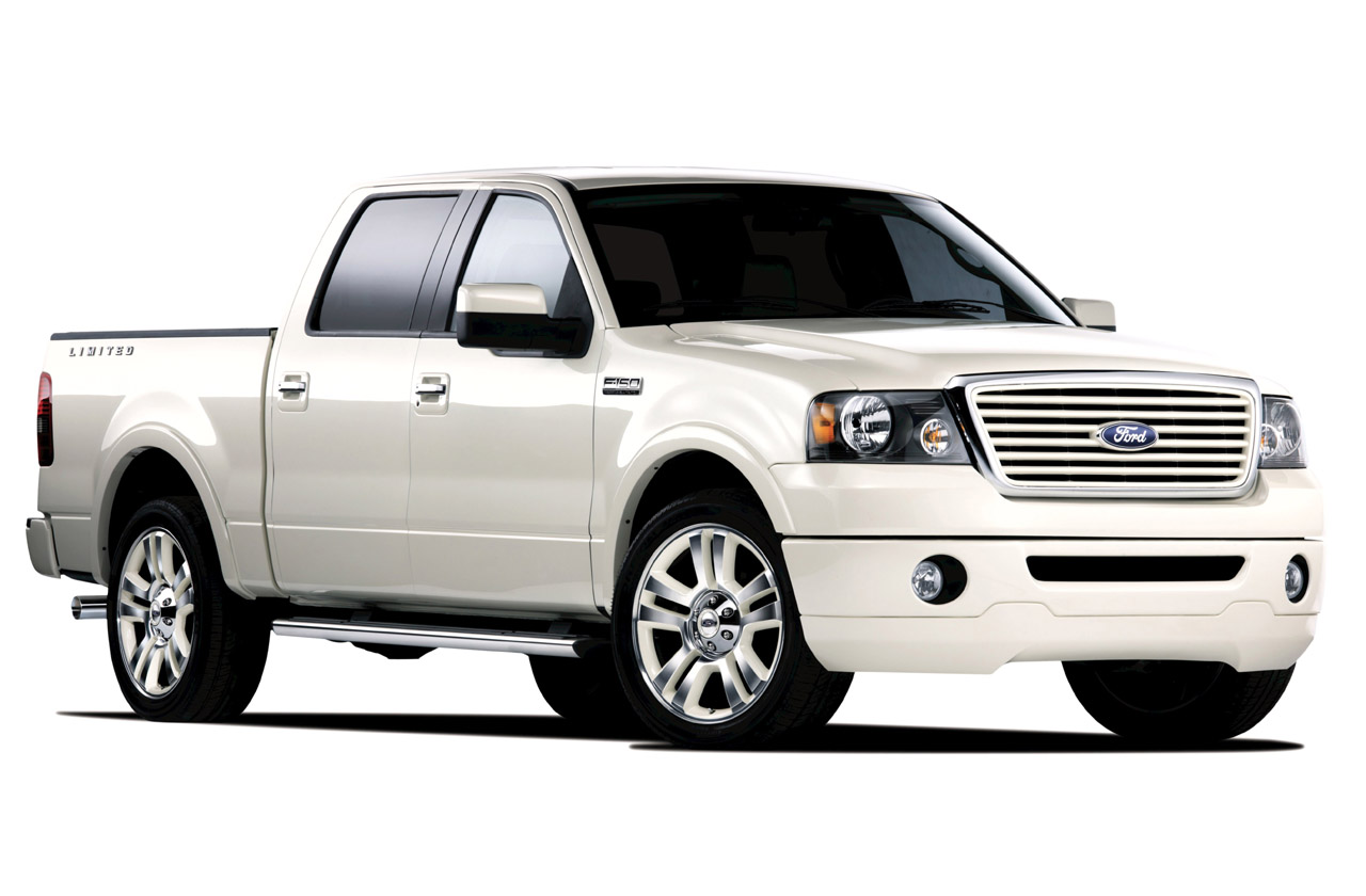 2008 ford f 150 lariat limited photo gallery autoblog. Black Bedroom Furniture Sets. Home Design Ideas