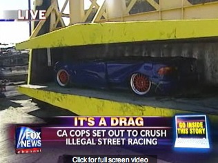 Illegal Auto Racing on Line Against Illegal Street Racing The Type Of Which Has On Occasion