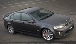 HSV E-Series Clubsport R8
