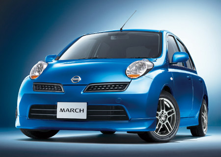 Nissan March 15SR-A