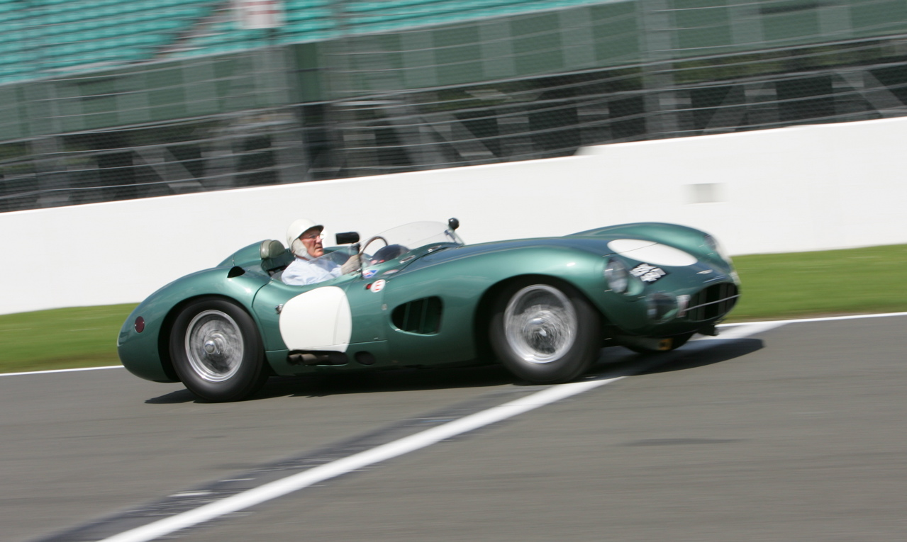 Sir Stirling Moss and the