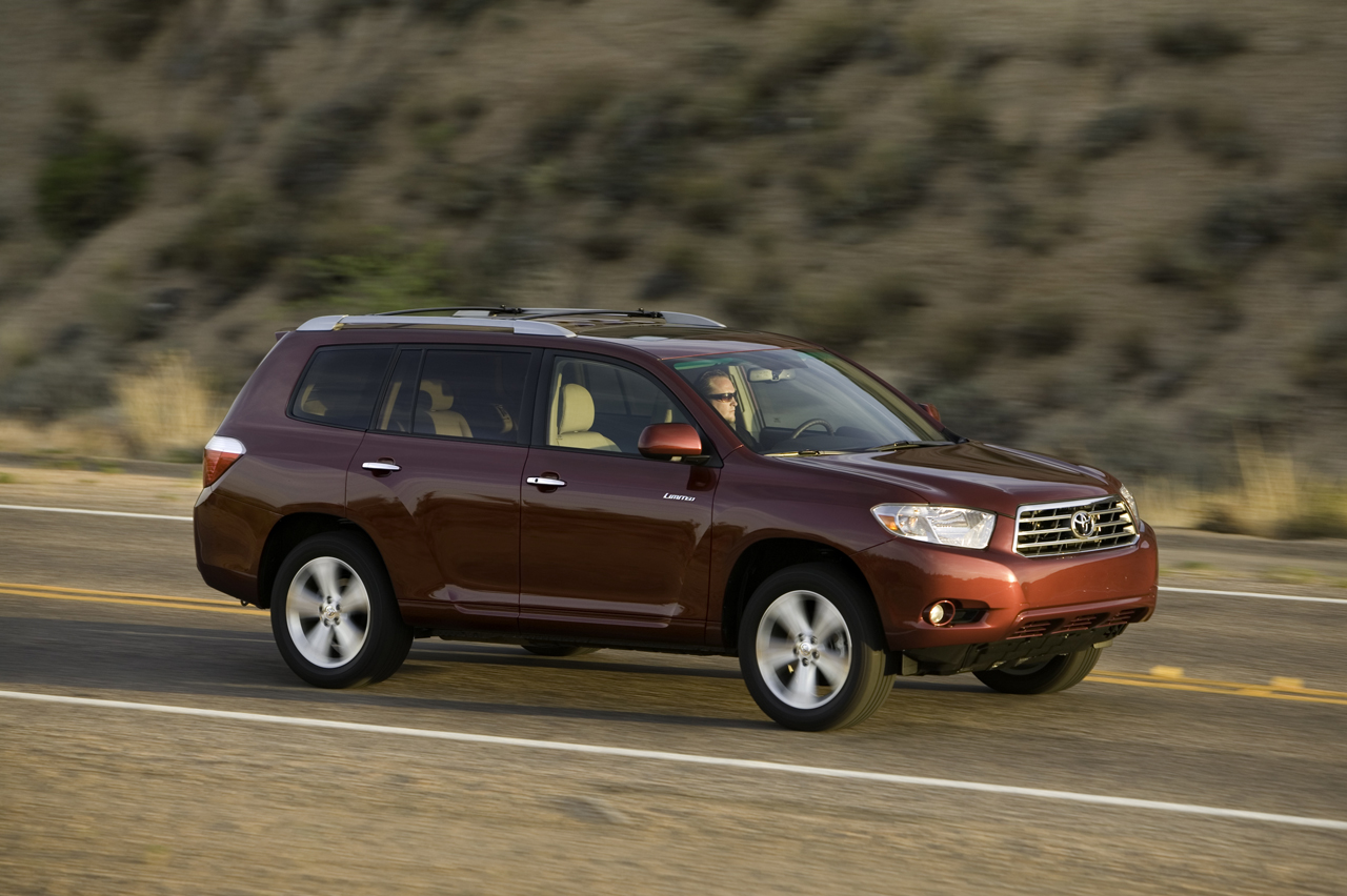 2008 Toyota Highlander Photo Gallery - Autoblog