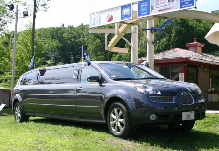 Subaru Tribeca Beauty New Car