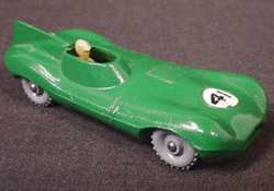 Matchbox/Lensey D-Type jaguar