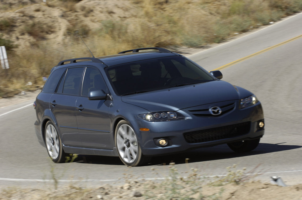 2007 mazda6 sport wagon photo gallery autoblog. Black Bedroom Furniture Sets. Home Design Ideas