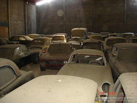 The Great Portugese Barn Find Hoax Debunked But Still