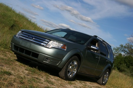 2008 ford taurus x limited mpg