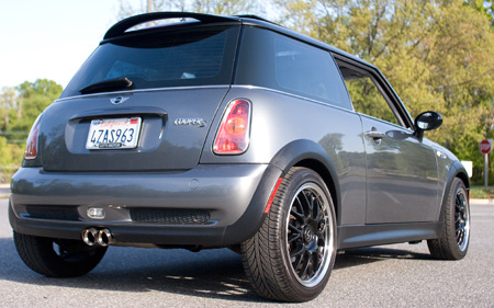 Reader Ride 2002 Mini Cooper S