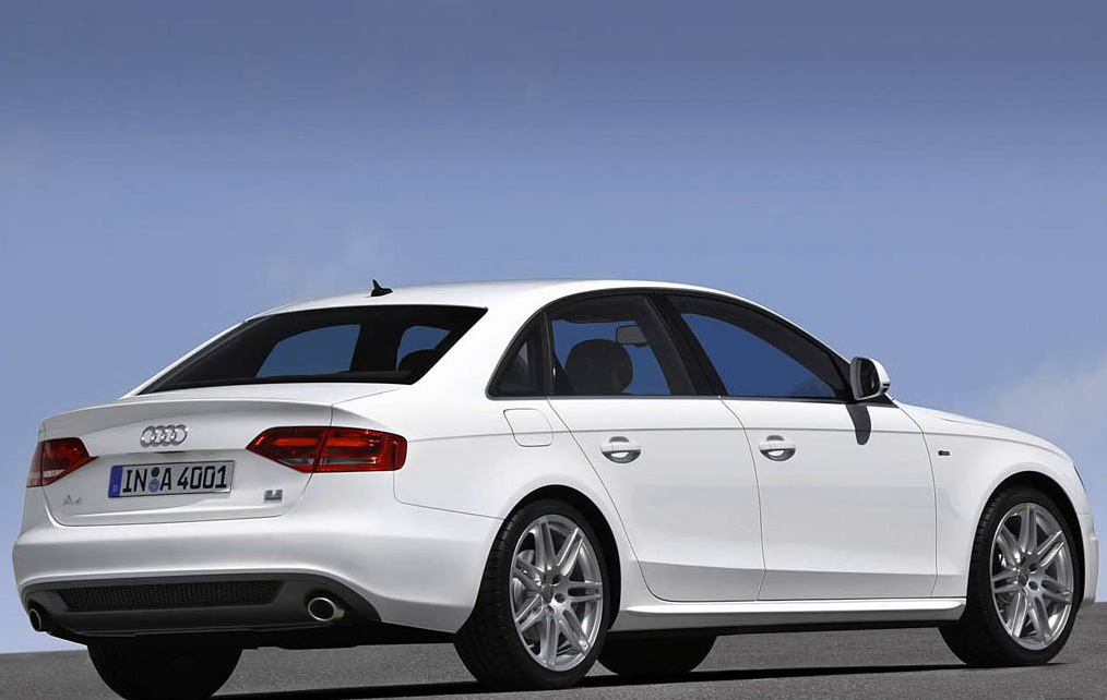New audi a4 s line photo gallery autoblog for S line exterieurpaket a4