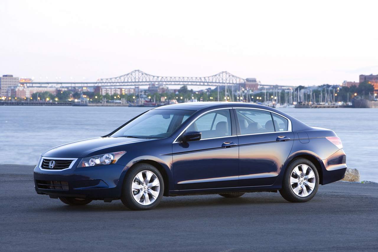2008 Honda Accord Photo Gallery Autoblog
