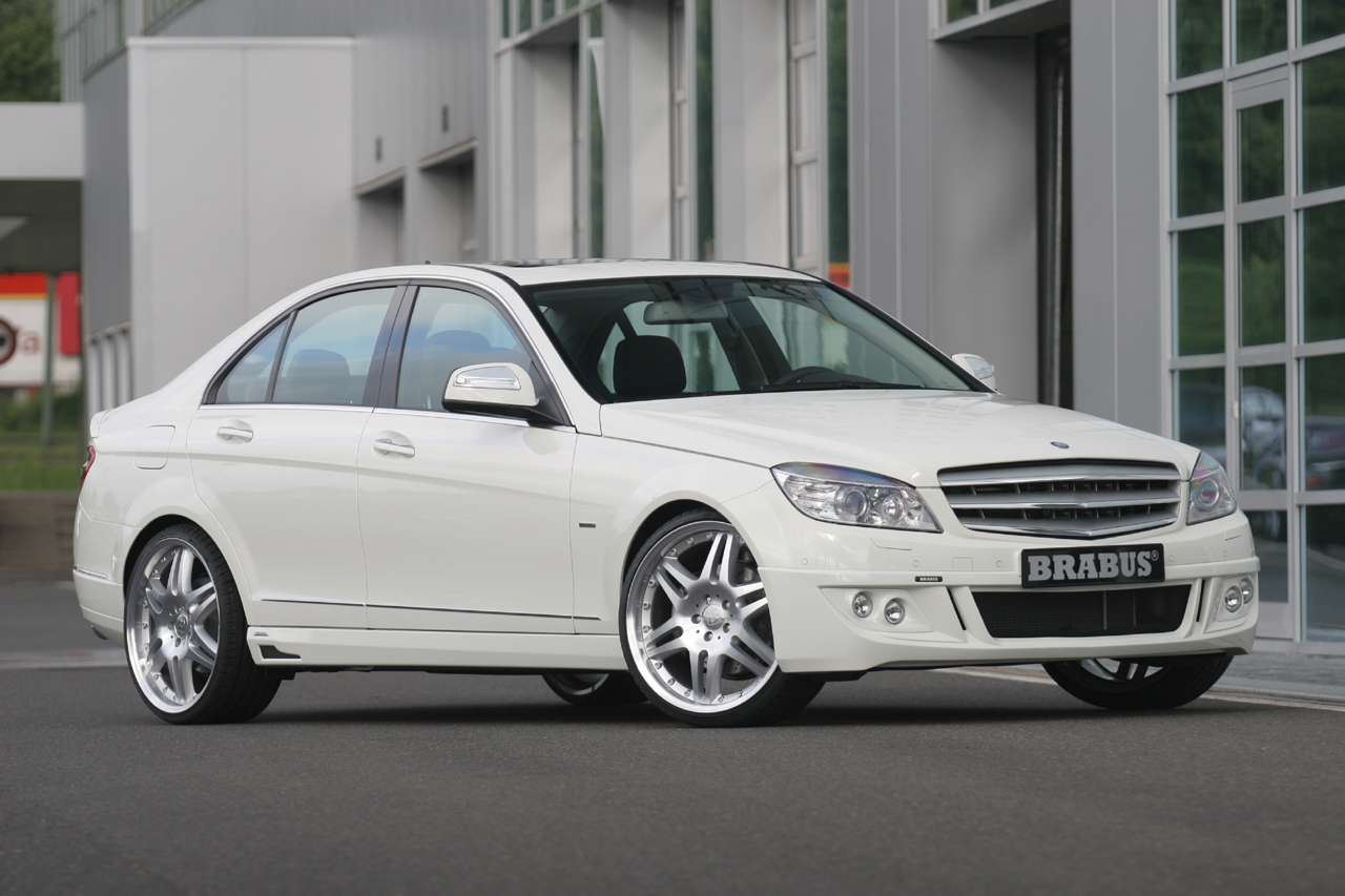 mercedes benz c220 cdi by brabus photo gallery autoblog. Black Bedroom Furniture Sets. Home Design Ideas