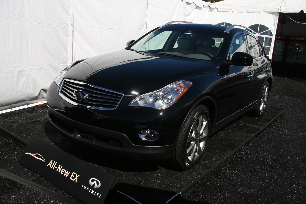 2007 infiniti ex35 related infomationspecifications weili pebble beach week 2007 infiniti ex35 drops in pebble photos vanachro Images