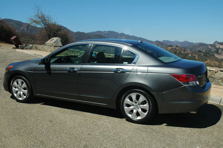 honda accord 2003 sedan. The first Honda Accord,