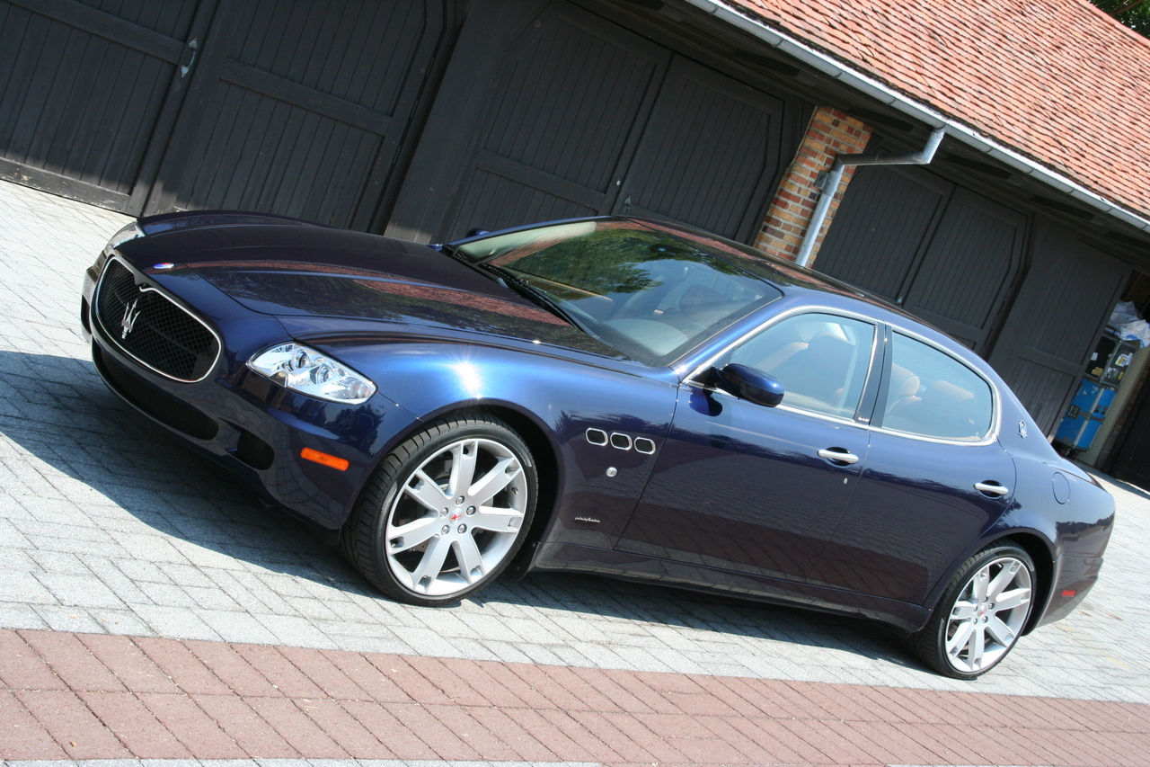 2007 maserati quattroporte photo gallery autoblog. Black Bedroom Furniture Sets. Home Design Ideas