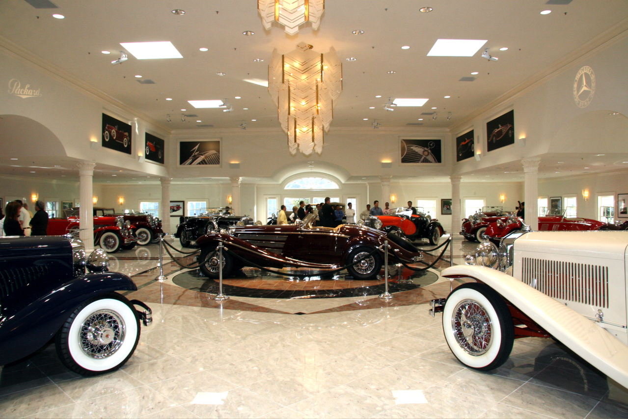 General William Lyon Car Collection