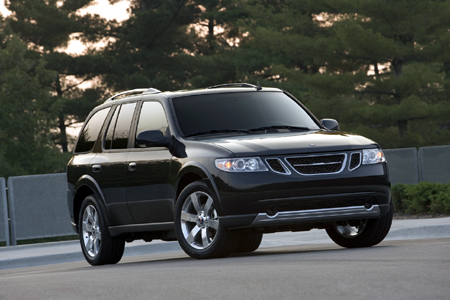 We told you pretty much all you needed to know about Saab's new 9-7x Aero