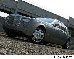 2007 Rolls Royce Phantom - Autoblog Garage