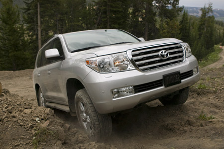 of the 2008 toyota land cruiser the all new 2008 toyota land cruiser