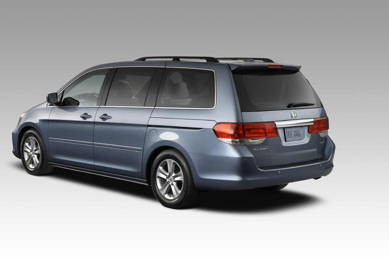 Certified Pre Owned Honda Odyssey Touring