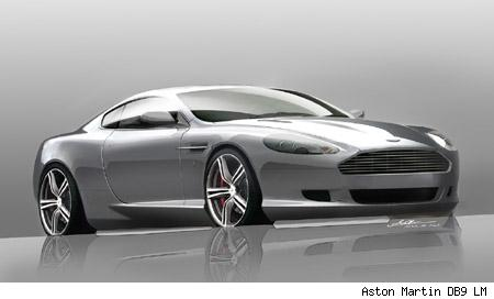 Aston Martin V8 Vantage Black Top Specification