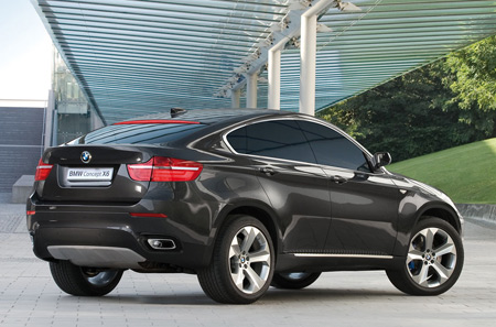 New Luxury BMW X6 Pictures