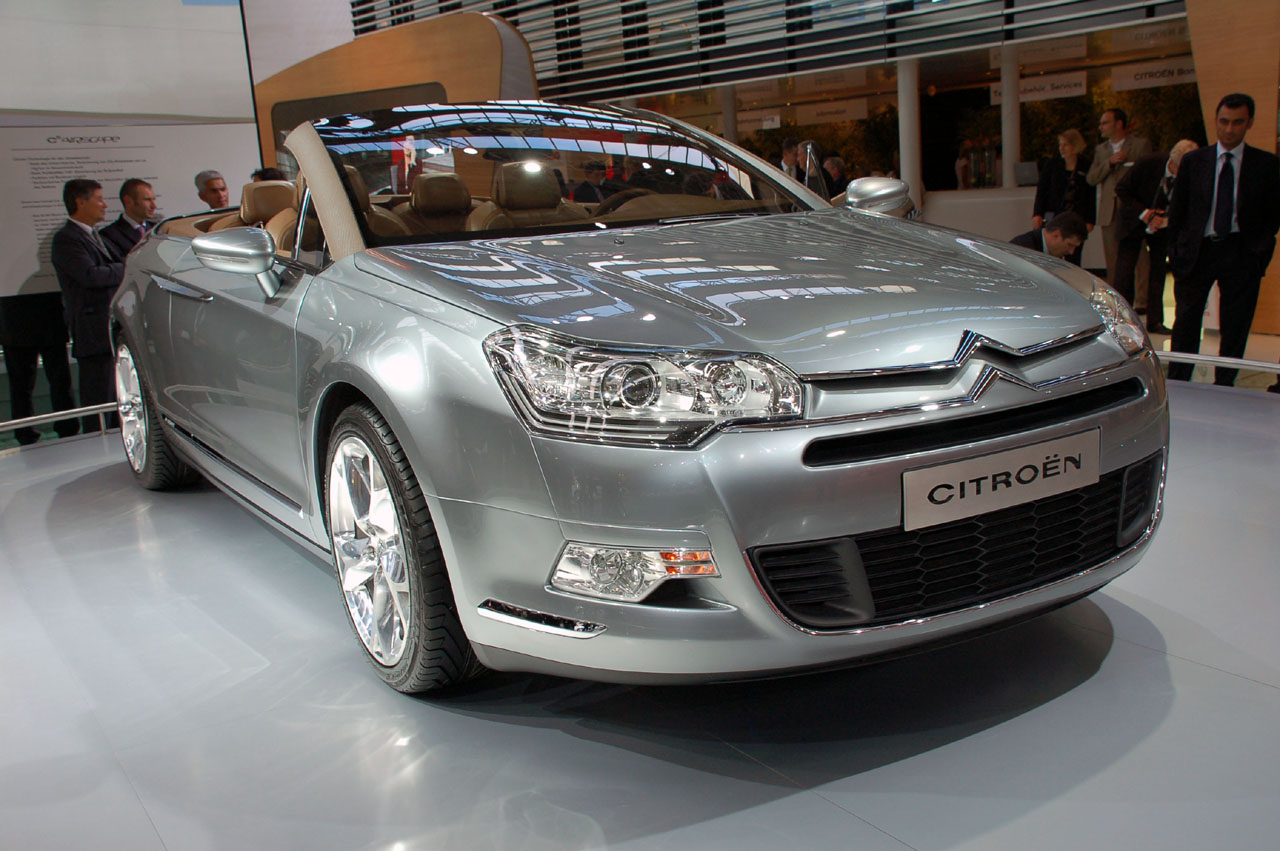 Citroen c5 airscape concept photo gallery autoblog vanachro Image collections
