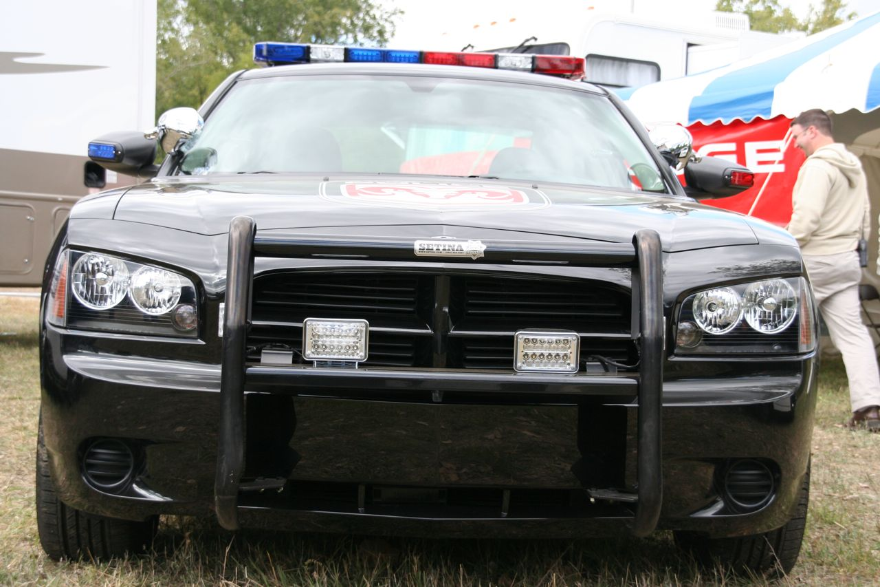 Michigan State Police Car Testing Photo Gallery