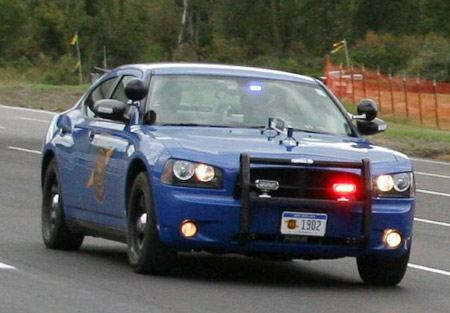 Michigan State Police hit the test track with latest cop cars