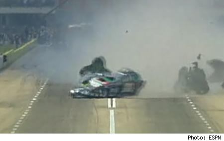 Auto Racing Crashes on Nhra Legend John Force Injured In Crash
