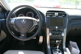 Acura TL Dr Sedan Review Autoblog - Acura tl type s manual for sale