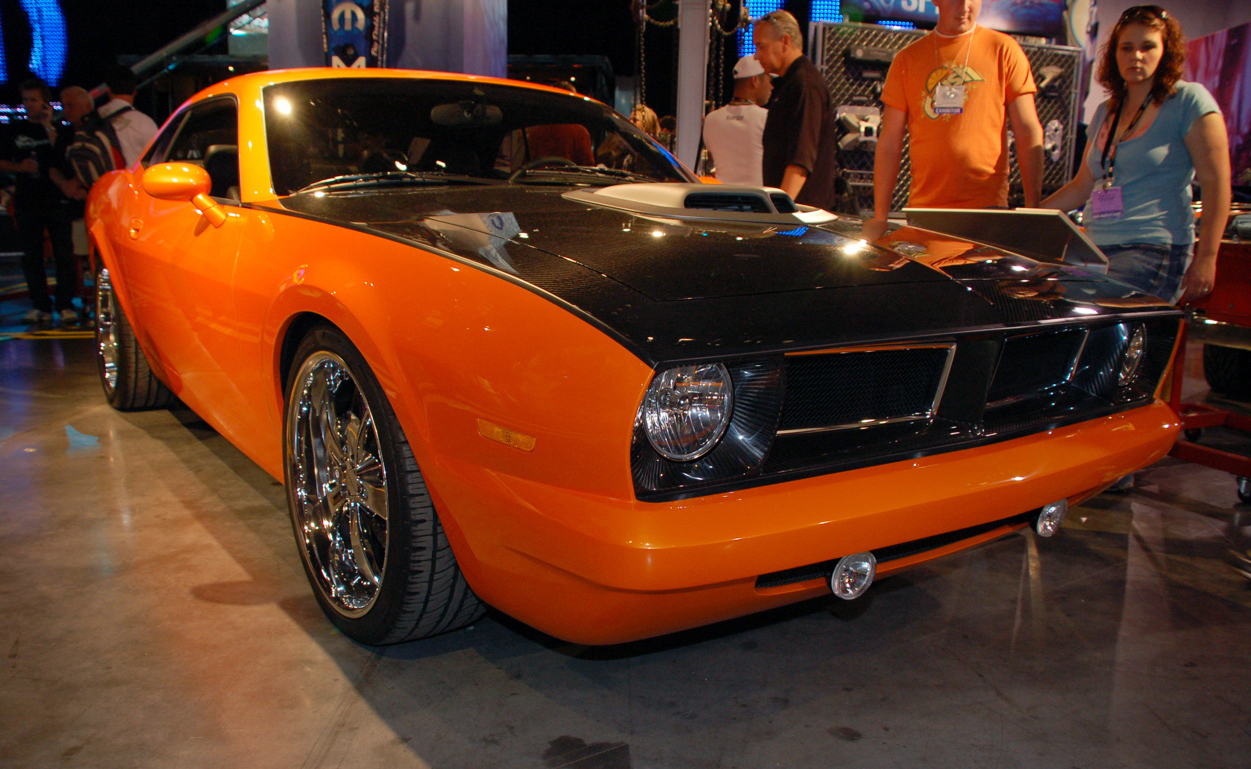 Chrysler Cuda Concept Pictures to Pin on Pinterest  PinsDaddy