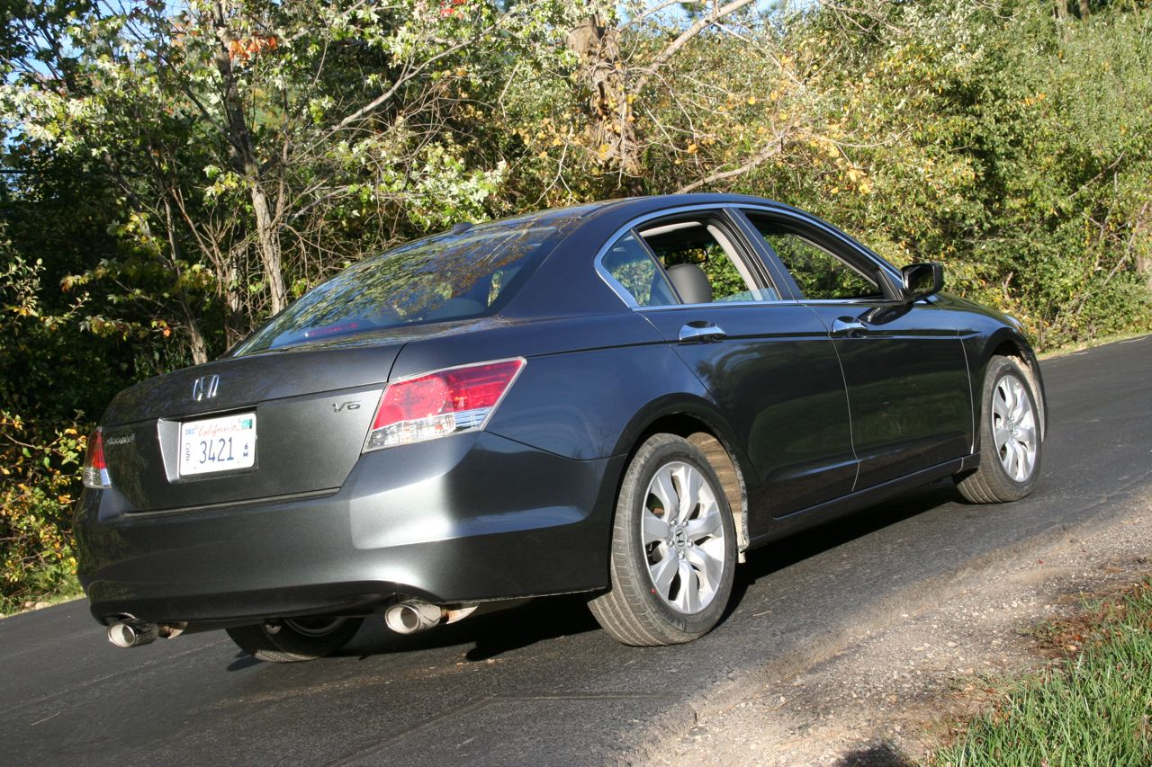 Autoblog Garage: 2008 Honda Accord EX-L V6 Sedan Photo ...