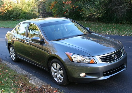 Click above image for a high-res gallery of the 2008 Honda Accord