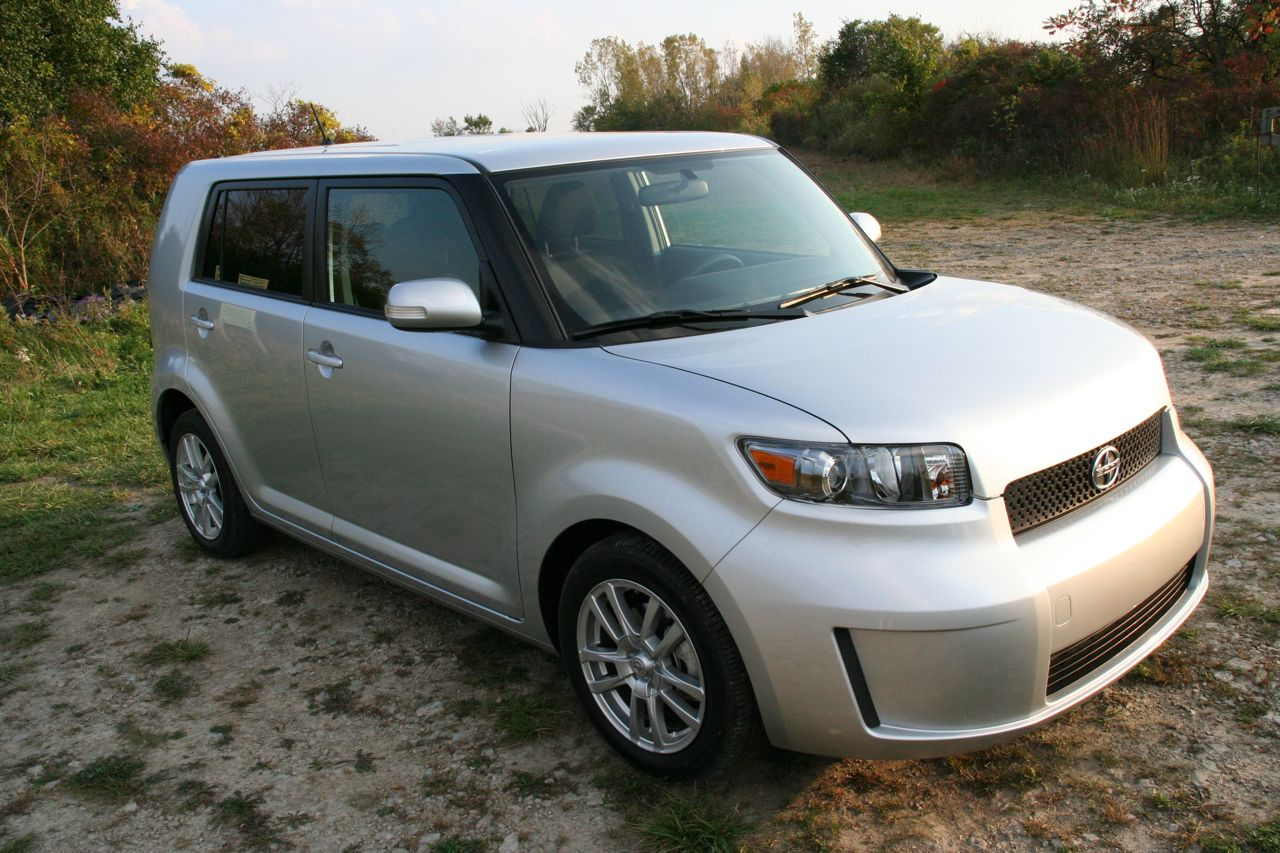 review 2008 scion xb photo gallery autoblog. Black Bedroom Furniture Sets. Home Design Ideas