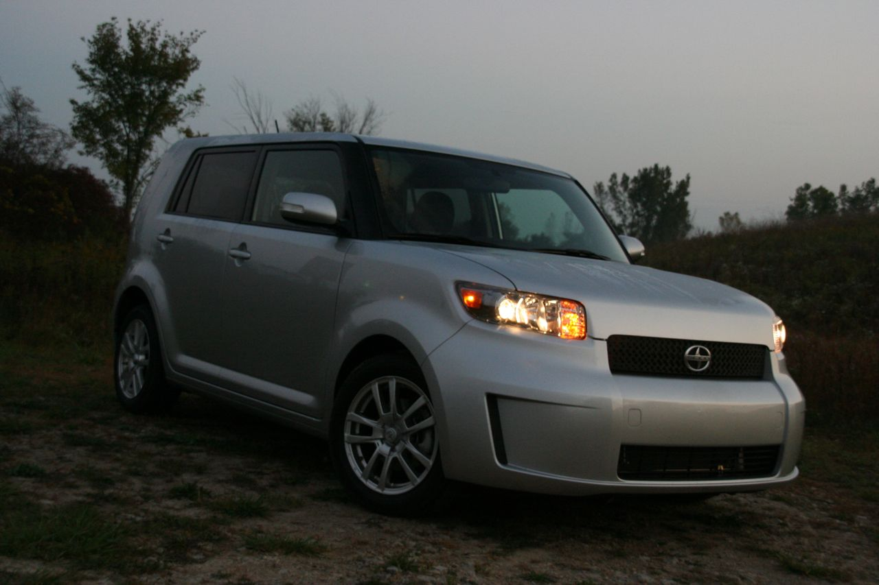 2007 scion xb review autos post. Black Bedroom Furniture Sets. Home Design Ideas