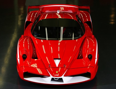 2012 Ferrari FXX Evolution