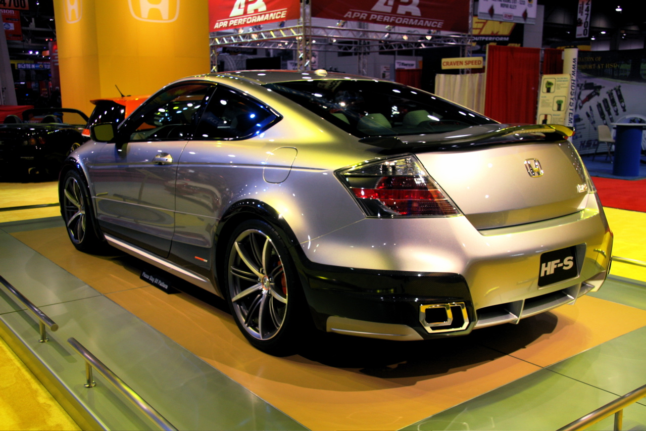 Honda Accord Coupe Hf S Concept Photo Gallery Autoblog