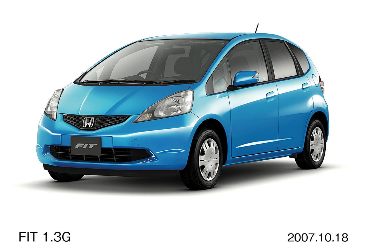 2008 Honda Fit Jdm Photo Gallery Autoblog