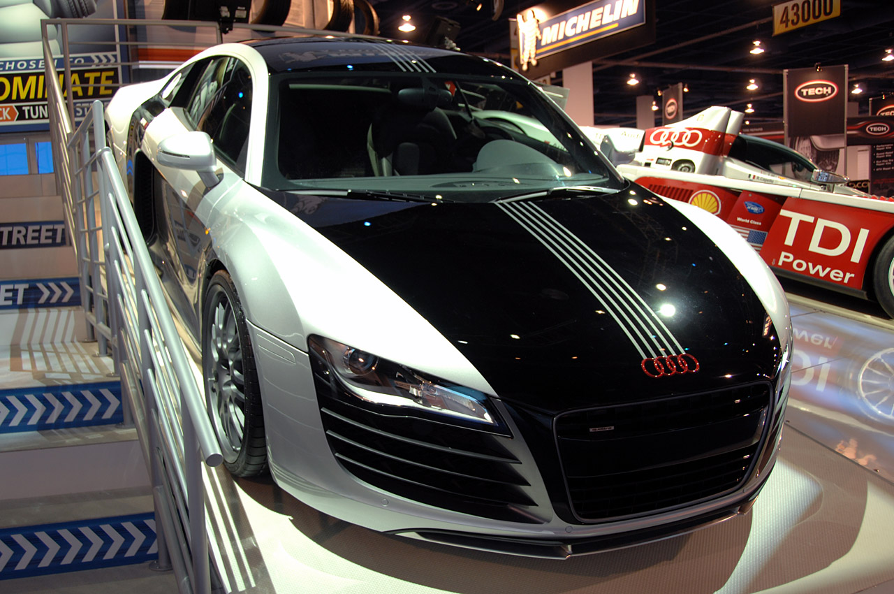 Apr Audi R8 Photo Gallery Autoblog