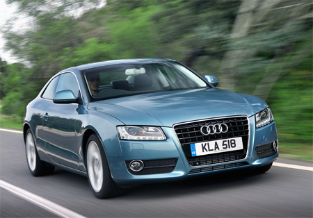 Audi Releases New Tfsi 1 8t For A5 Autoblog