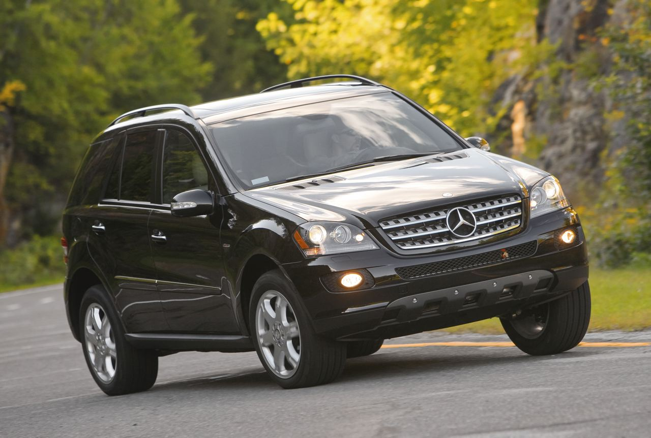2008 mercedes benz ml350 edition 10 photo gallery autoblog