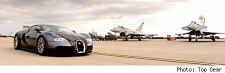 sunday sunday sunday top gear pits bugatti veyron against jet fighter. Black Bedroom Furniture Sets. Home Design Ideas