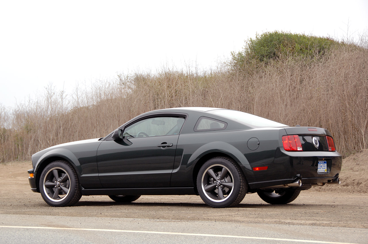 2008 ford mustang bullitt photo gallery autoblog. Black Bedroom Furniture Sets. Home Design Ideas
