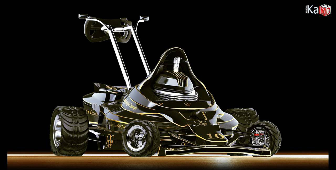 F1 Concept Lawn Mower Photo Gallery Autoblog Walker Wiring Diagram