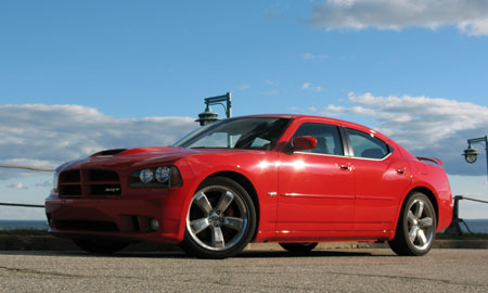 dodge charger srt8. the Dodge Charger SRT8