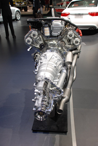 LA 2007: Audi's 5.2L V10 FSI engine on display | Autoblog | Audi A8 V1 0 Engine Diagram |  | Autoblog