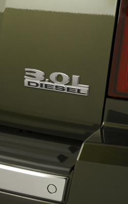 Jeep Grand Cherokee 3.0L Diesel